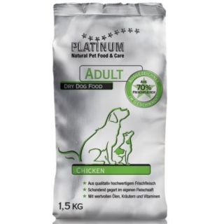 Platinum Adult Chicken 1,5kg